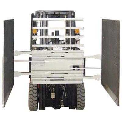 Forklift biriktirgichi Karton qisqichi 3 va 1220 * 1420 mm
