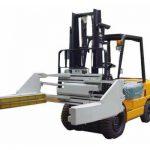 Forklift blokli qisqichlar yoki g'ishtli mixlar 2,5t