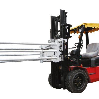 Forkliftga biriktirma Forklift ko'pikli qisqichlar