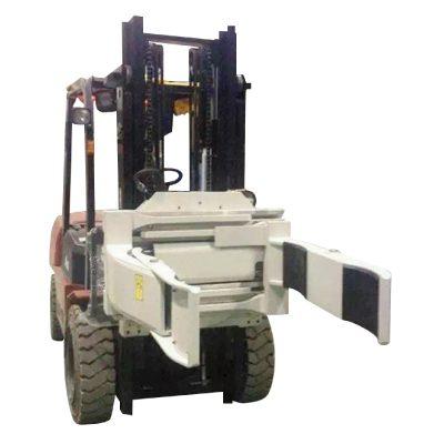 Xitoy Forklift Attachment baraban qisqichlarini ishlov beruvchi