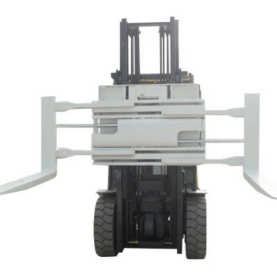 Forklift uchun mahkamlash moslamasi