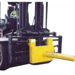 Forklift uchun PSM Pin Shaft O'rnatilgan Qopqoq Booms